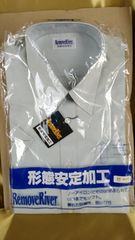 ★RemoveRiver★形態安定加工!半袖シャツ!37(S)★