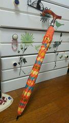 ヴィヴィアン・ウェストウッドの杖傘**