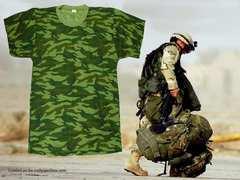 新品 Armed Police Camoflage キャモフラ T−シャツ AP-125