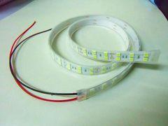 蛍光灯 LEDテープライト カバー付 LEDライト 24V 1M白/照明 船舶