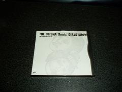 CD「ゲイシャガールズ/続・炎のおっさん」ダウンタウン 坂本龍一