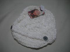 wb339 女 BILLABONG ビラボン キャスケット ニット帽 ビーニー