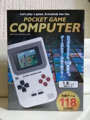 ポケットゲームコンピューター