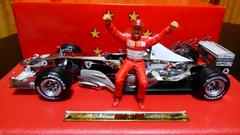 1/18 SIXTIME  WORLD CHAMPION