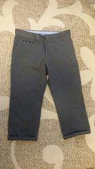 TKの男性用七分丈パンツ