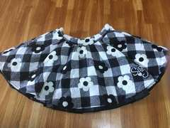 jenni 花柄スカート140