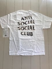 Anti Social Social ClubMirage White Tee SupremeロゴT TMT