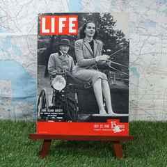 激レア【輸入雑誌】Life/ライフ -1946.7.22-