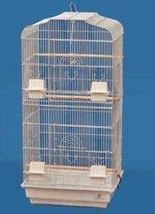 鳥かご◆セキセイインコ バードゲージ鳥小屋白