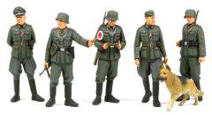 時時6 ドイツ兵6個セット