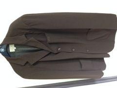 アルマーニジーンズロゴ入りデザインジャケット54