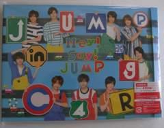 ★新品★ Hey! Say! JUMP JUMPing CAR 初回限定盤2 CD+DVD