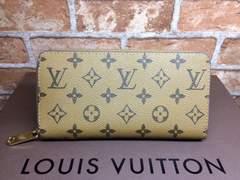 新作Louis Vuitton ルイ ヴィトン モノグラム リバース ジッピー