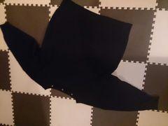 黒のセーター Lサイズ