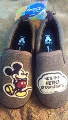☆未使用☆キッズ男の子ミッキー柄靴 16センチ
