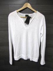 □ZARA/ザラ ロング Tシャツ/メンズ・S☆新品