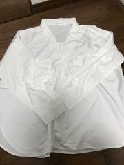 LOWRYSFARM スキッパーシャツ☆Lサイズ