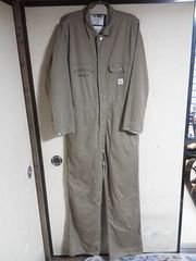 anachronormアナクロノーム ANR-044 Button-Fly Work Jumpsuits