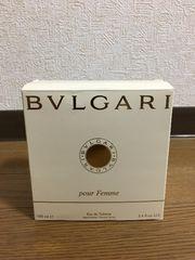 希少BVLGARIブルガリプールファム香水100ml即決美品