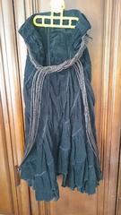 Lsize マーメイド風スカート