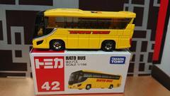 ★赤箱トミカ42★はとバス★