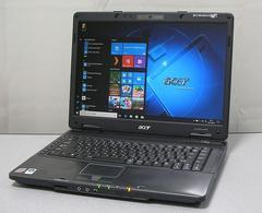即使えるWin10*Office/DVD焼/Webカメラ/Wi-Fi/Core2*高性能スタイリッシュ