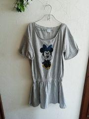 Disney ☆ミニーちゃんワンピース
