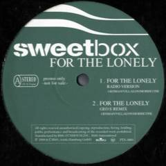 SWEET BOX 「FOR THE LONELY/Everything's Gonna Be Alright」