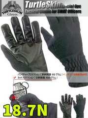 防刃手袋 タートルスキン 穿刺 スペシャルアプス グローブ M SWAT 18.7N 防刃