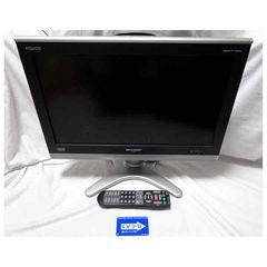 シャープ20V型液晶テレビ AQUOS LC-20E5-B 送料無料