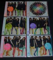 AKB48 11月のアンクレット 初回盤typeABCDE(DVD付)劇場盤