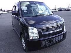 ☆即決!ワゴンR FX 4WD 黒 17年式!車検付きも可!☆