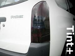 Tint+再利用OK♪プロボックス テールランプ スモークフィルム 商用車カスタムに