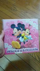 新品★『ミッキー & ミニー』大切な写真を入れて作ってね