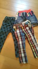 junk store Breeze F.O パンツ  セット