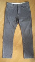 Leeジーンズ黒AndAコラボ29