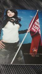 水樹奈々 LIVE FIGHTER -REDSIDE- DVD