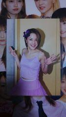 中澤裕子公式生写真