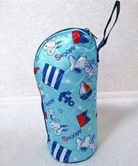 ★スヌーピーペットボトルホルダー(非売品)★