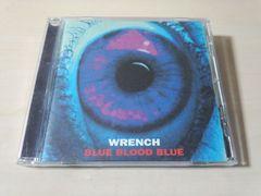 WRENCH CD「BLUE BLOOD BLUE」レンチ ハードコア廃盤●