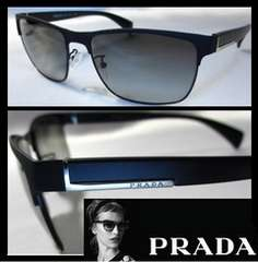 PRADA サングラス AKIRA GTO愛用モデル マットブラックXグレーグラデーション 新品