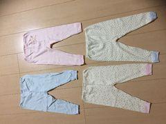 1円 ◆ 新品同様 ◆ ベビー 90cm 95cm 下着 ももひき セット!