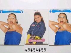 ミカ・トッドココナッツ娘。★コレクションカード/トレーディングカード3枚セット