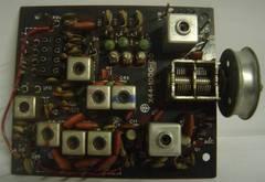 TRIO/X44-1000,Tr,バリコン,コイル等の部品取り用未使用品