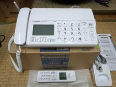 パナソニック KX-PD215W おたっくす 令和元年6月新品購入 美品!