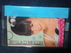 AKB48時代の前田敦子トレカクリアカード未開封