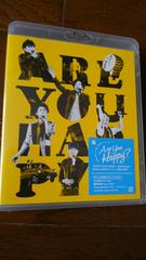 嵐 ARASHI LIVE TOUR Are You Happy? Blu-ray通常 新品