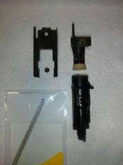 東京マルイ製M92Fベレッタのスライド内部部品(中古)スプリング新品(送無)