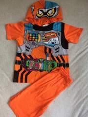 新品格安!《仮面ライダーエグゼイド》変身半袖パジャマ130cm