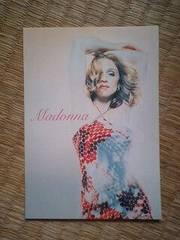 マドンナ/非売品ポストカード
